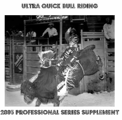 2005 Professional Riders Supplement