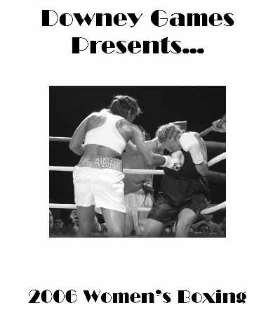Main Event Boxing 2006 Women's Ratings