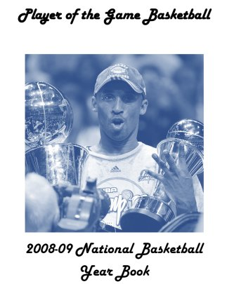 2008-09 NBA Player of the Game Yearbook