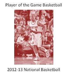 2012-13 NBA Player of the Game Yearbook