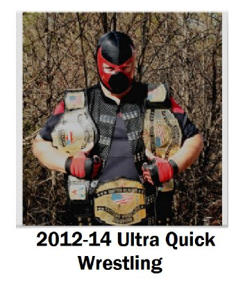 Ultra Quick Wrestling 2012-2014 Year Book