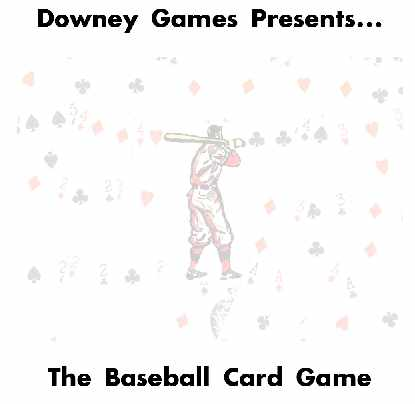 The Baseball Card Game