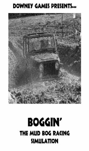 Boggin'-The Mud Racing Simulation