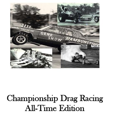 Championship Drag Racing: All-Time Greats - Click Image to Close