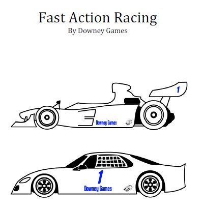 Fast Action Racing 1990s Decade All-Time US Open Wheel E-Book