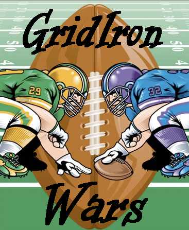 GridIron Wars Fast Action System and Advanced Game