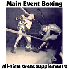 Main Event Boxing All-Time Great Set 2 2006 Update