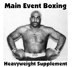 Main Event Boxing All-Time Heavyweight Set 2006 Update