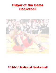 2014-15 NBA Player of the Game Yearbook