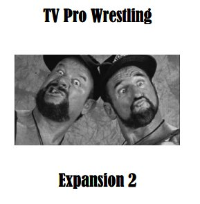 TV Pro Wrestling Expansion Set 2