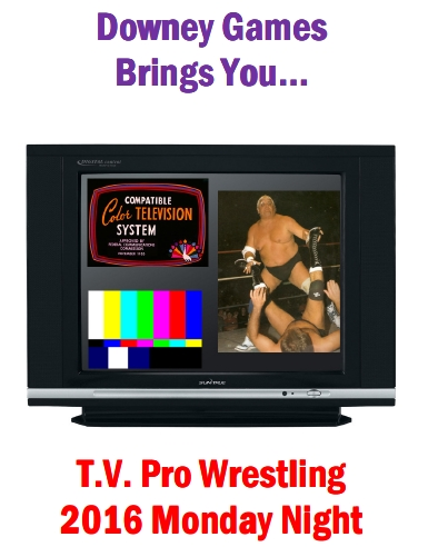 TV Pro Wrestling 2 Monday Night 2016