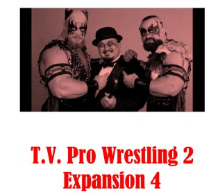 TV Pro Wrestling 2 Expansion Set 4