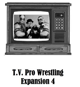 TV Pro Wrestling Expansion Set 4