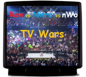 Ultra Quick Wrestling TV Wars 1996-1998 Year Book