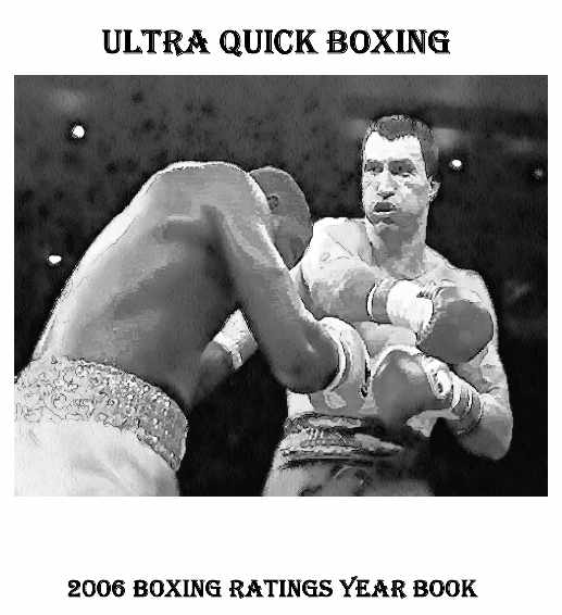 Ultra Quick Boxing 2006 Year Book