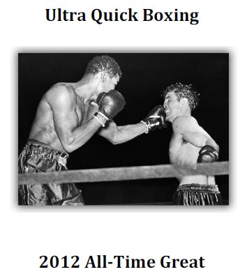 Ultra Quick Boxing All-Time Great Set 1 2012 Update