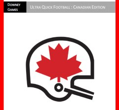 Ultra Quick Football 2013 CFL Year Book