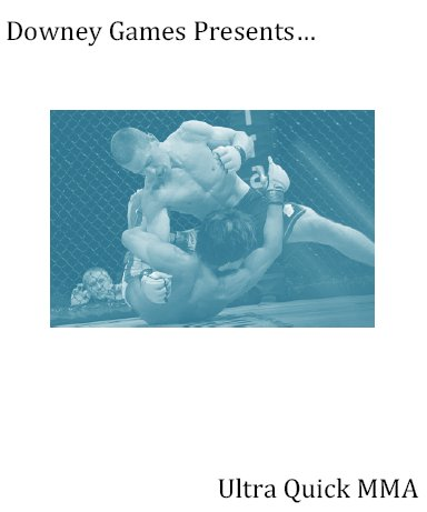 Ultra Quick MMA 2013 Edition E-Book