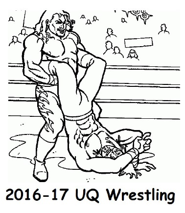 Ultra Quick Wrestling 2017 Year Book