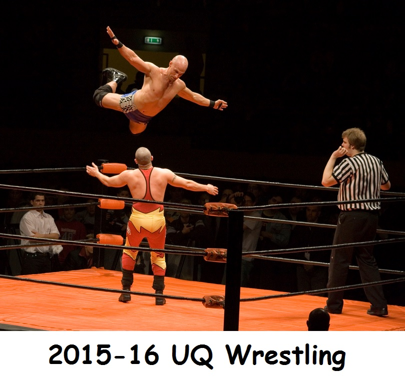 Ultra Quick Wrestling 2016 E-Book
